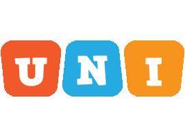 Uni comics logo