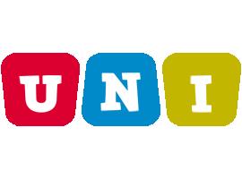 Uni daycare logo