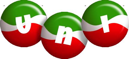 Uni italy logo