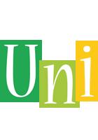 Uni lemonade logo