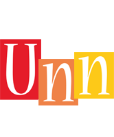 Unn colors logo