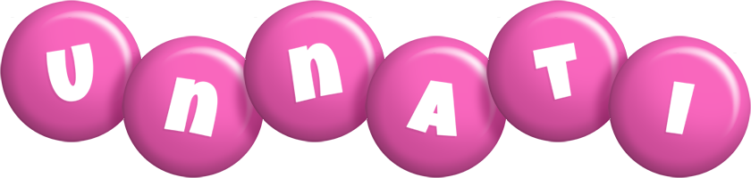 Unnati candy-pink logo