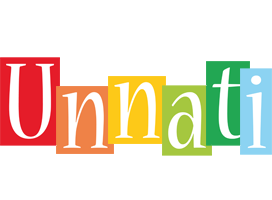 Unnati colors logo