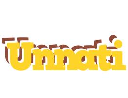 Unnati hotcup logo
