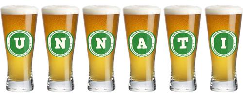 Unnati lager logo