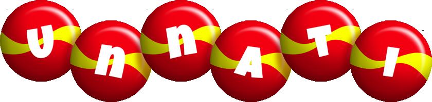 Unnati spain logo