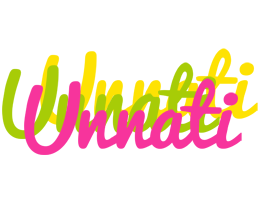 Unnati sweets logo
