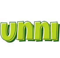 Unni summer logo