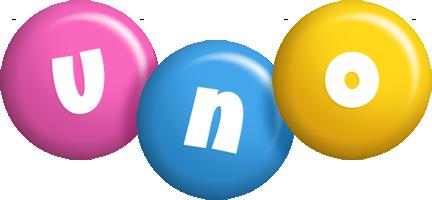 Uno candy logo