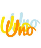 Uno energy logo
