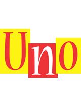 Uno errors logo