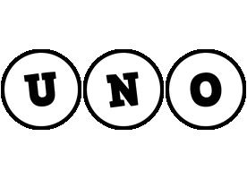Uno handy logo