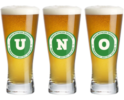 Uno lager logo