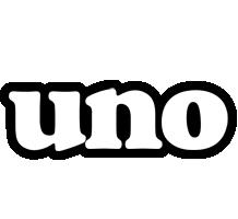 Uno panda logo