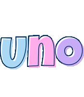 Uno pastel logo