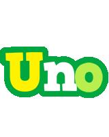 Uno soccer logo