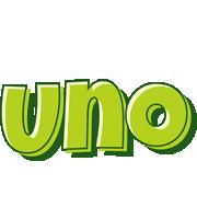 Uno summer logo