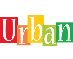 Urban colors logo