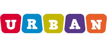 Urban daycare logo
