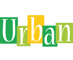 Urban lemonade logo
