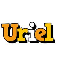 Uriel cartoon logo
