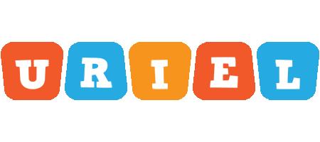 Uriel comics logo
