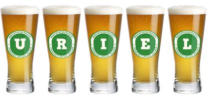Uriel lager logo