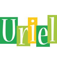 Uriel lemonade logo