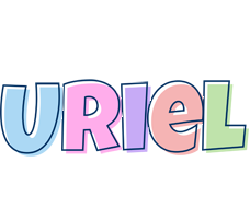 Uriel pastel logo