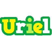 Uriel soccer logo