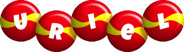 Uriel spain logo