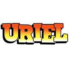 Uriel sunset logo
