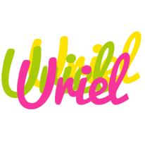 Uriel sweets logo