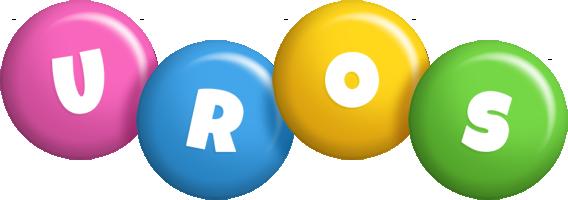 Uros candy logo