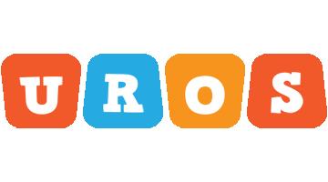 Uros comics logo