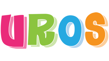 Uros friday logo
