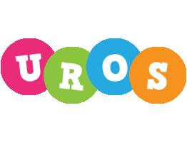 Uros friends logo