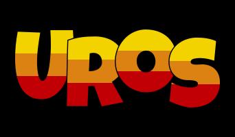Uros jungle logo