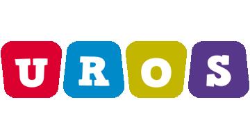 Uros kiddo logo