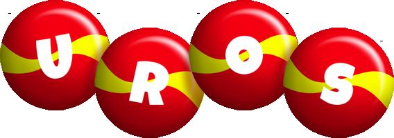 Uros spain logo