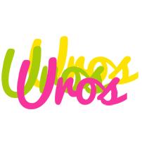 Uros sweets logo