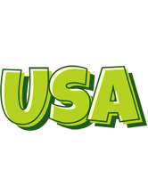 Usa summer logo