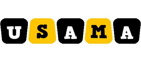 Usama boots logo