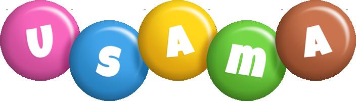 Usama candy logo