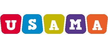 Usama daycare logo