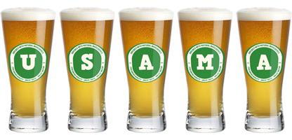 Usama lager logo