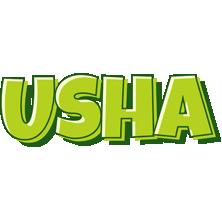 Usha summer logo