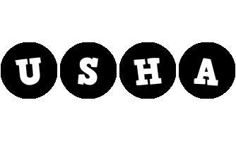 Usha tools logo