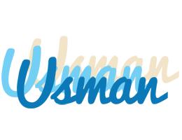 Usman breeze logo