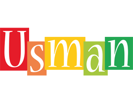 Usman colors logo